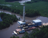 Barge Rig Photo